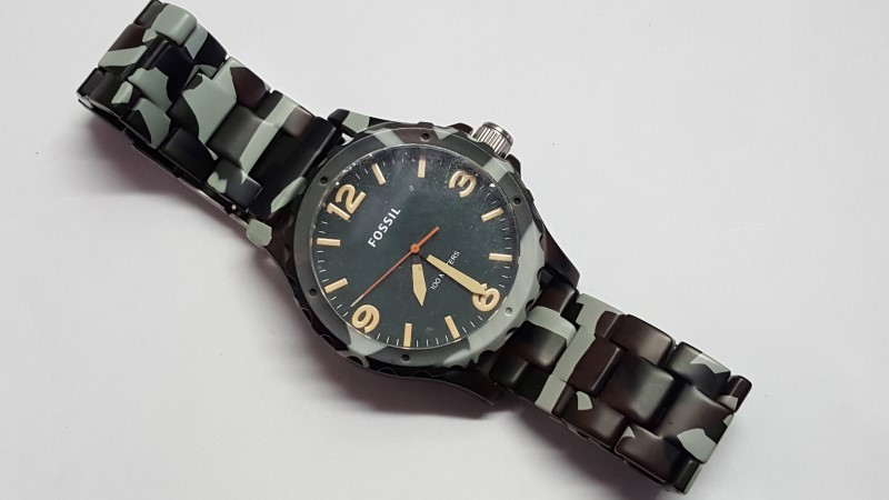 FOSSIL Gent's Wristwatch JR1462