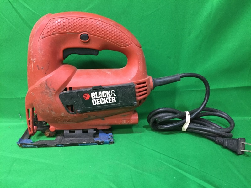 BLACK & DECKER Jig Saw JIGSAW JS515