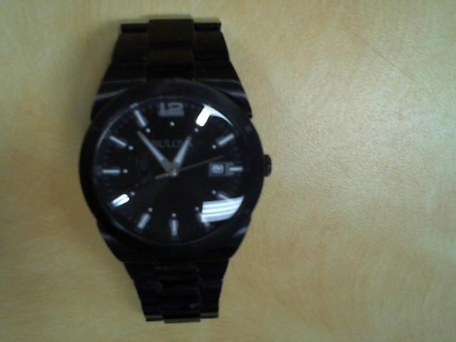 BULOVA Gent's Wristwatch 98B234