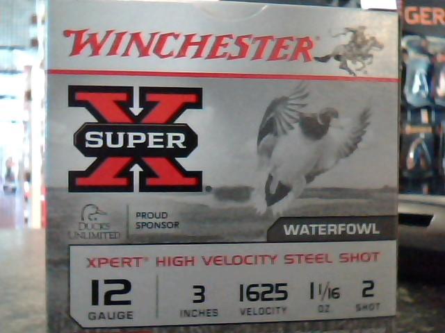 WINCHESTER Ammunition WEX123M2