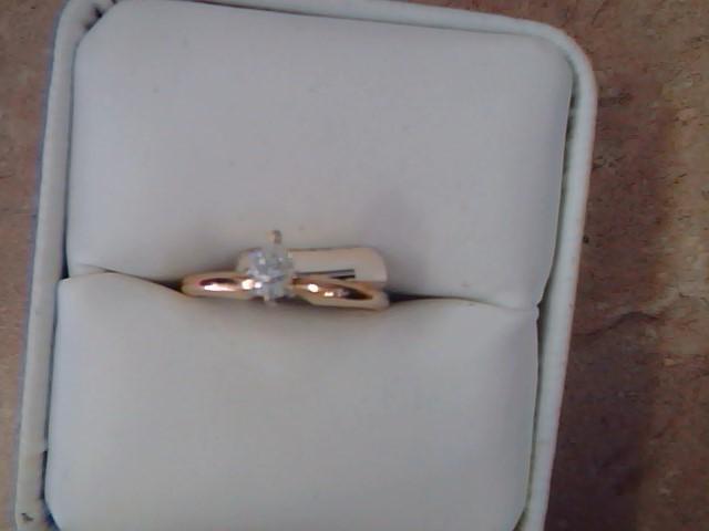 DIAMOND RING JEWELRY , 14KT, 1.7