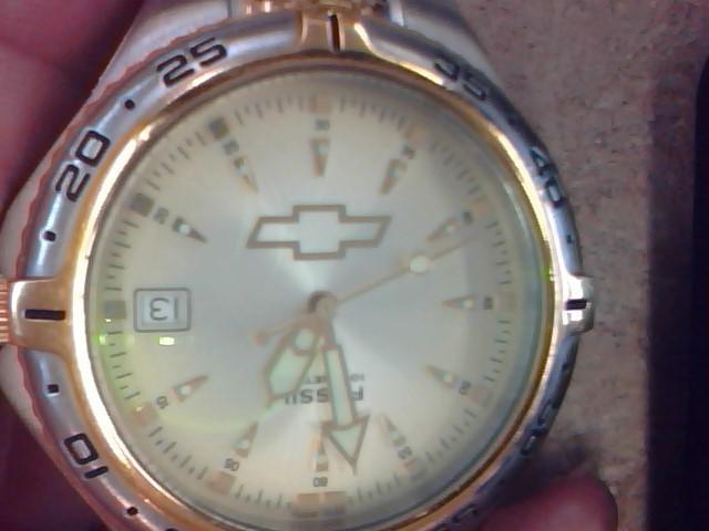 FOSSIL Gent's Wristwatch PR-5200