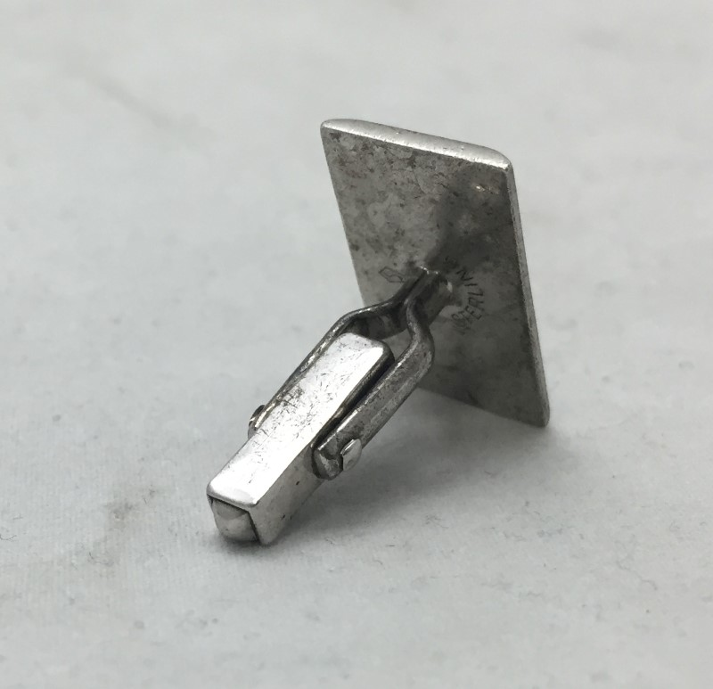 Silver Cuff Links 925 Silver 8.6dwt