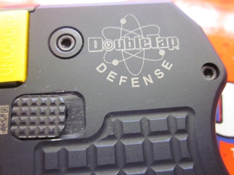 DOUBLETAP DEFENSE PISTOL .45 ACP