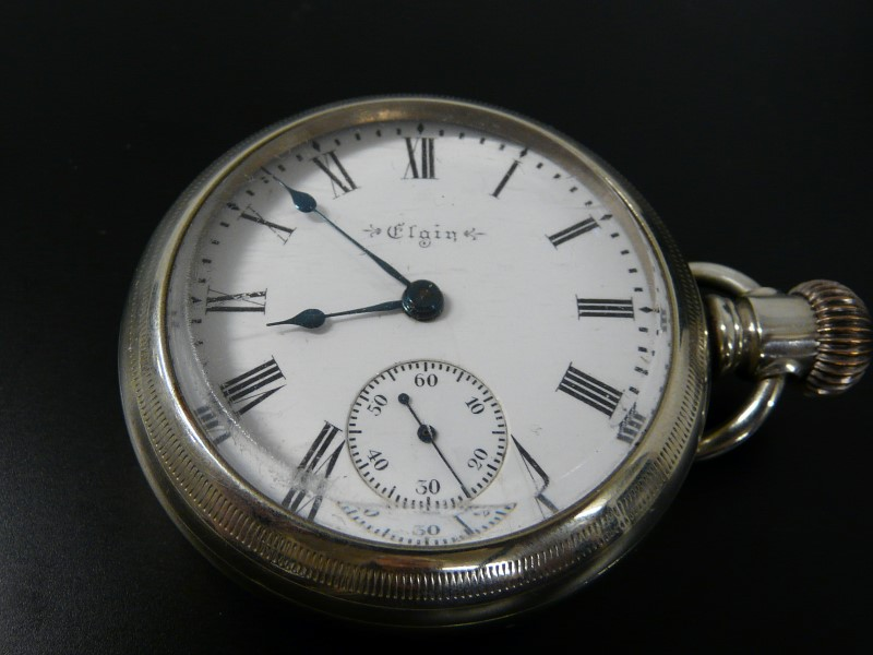 WATCH E-BAY JEWELRY JEWELRY ELGIN, #8678268; POCKET WATCH  15 JEWELS  ELGIN NATL