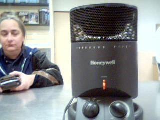 HONEYWELL HEATER HZ-2200