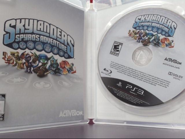 Skylanders Spyro's Adventure (Sony PS3 Playstation 3) Game Only!!