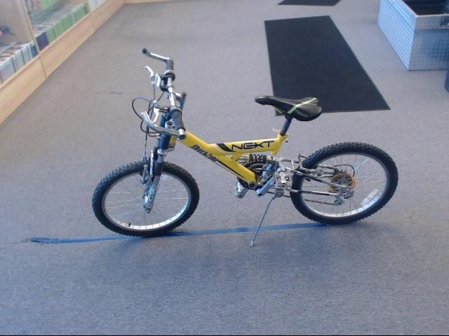 NEXT BICYCLES Mountain Bicycle SHOCKZONE