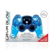 DGPN524; PS2 LAVA GLOW WIRELESS CONTROLLER FOR PS2