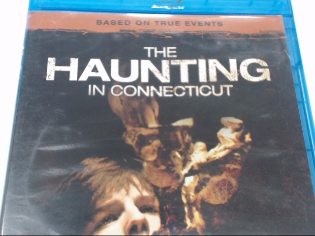 THE HAUNTING IN CONNECTICUT - BLU-RAY MOVIE