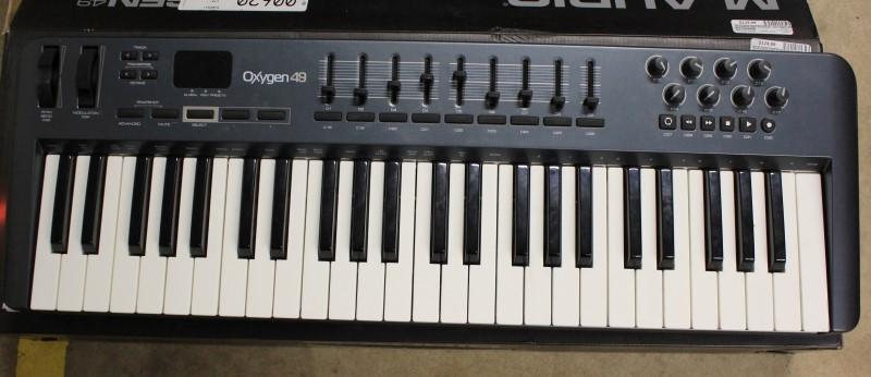 M AUDIO Electronic Instrument OXYGEN-49