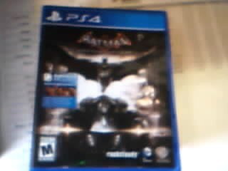 SONY Sony PlayStation 4 Game PS4 BATMAN ARKHAM KNIGHT