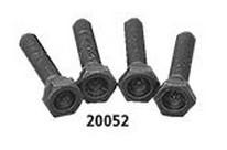 CUSTOM CHROME 20052, #18554-57; TAPPET SCREW 4PC SET-XL