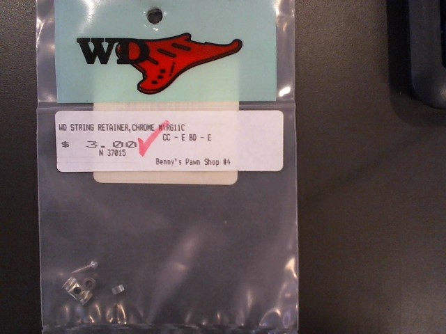 WD STRING RETAINER,CHROME M\RG11C