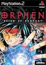 SONY Sony PlayStation 2 ORPHEN SCION OF SORCERY