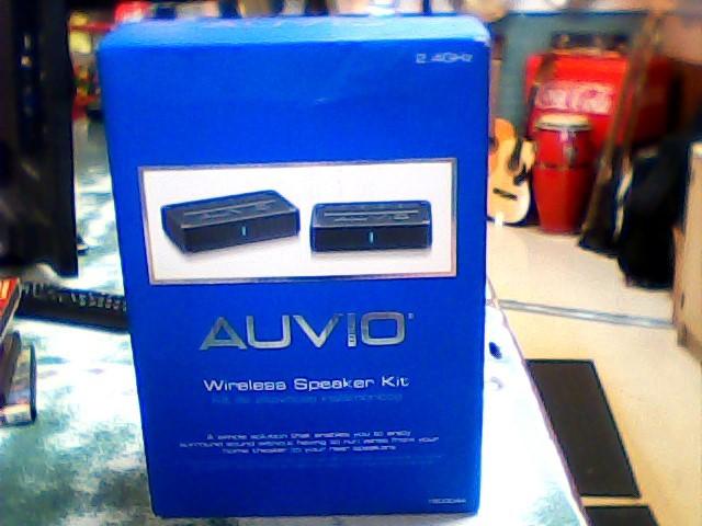 AUVIO IPOD/MP3 Accessory 1500044