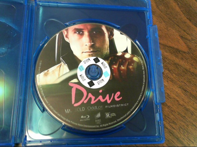 BLU-RAY MOVIE Blu-Ray DRIVE