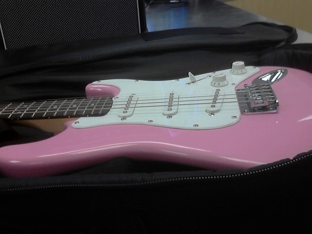 FENDER Electric Guitar SQUIER MINI