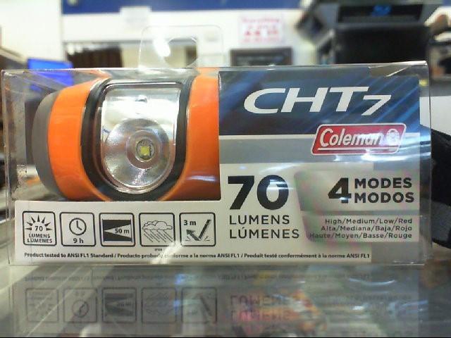 COLEMAN Flashlight CHT7