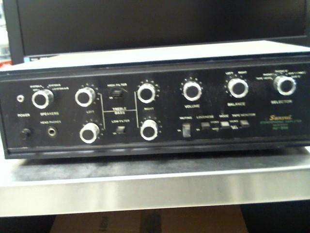 SANSUI Vintage Amplifier AU-555 AU-555