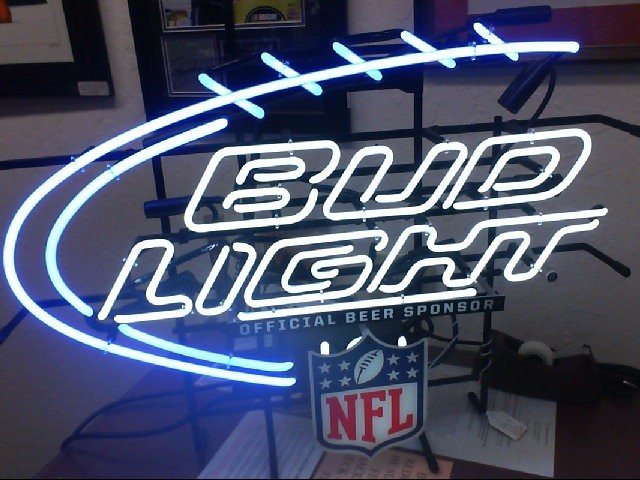 NONE Sports Memorabilia BUD LIGHT