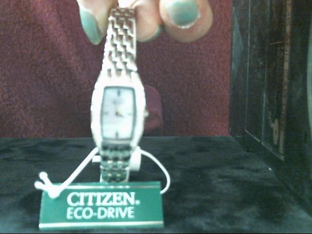 CITIZEN Lady's Wristwatch EG2740-53Y