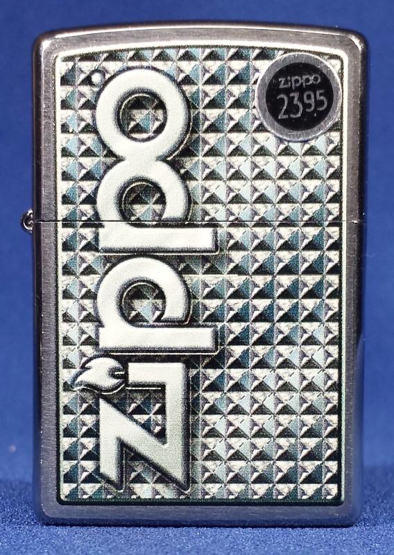 ZIPPO 2012 STEEL PLATE
