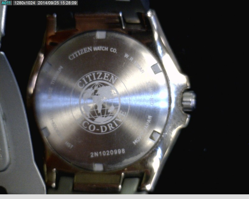 CITIZEN Gent's Wristwatch ECO DRIVE E860