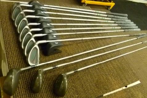 TOUR MODEL Golf Club Set IV LADIES SET