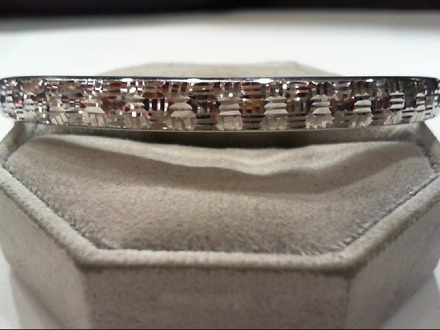 Gold Bracelet 10K White Gold 11.6g