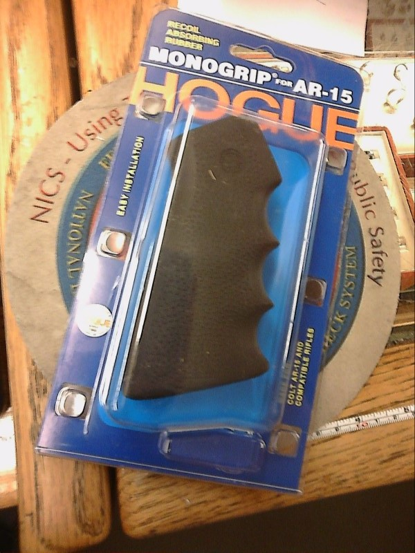 HOGUE GRIPS Accessories MONOGRIP FOR AR-15