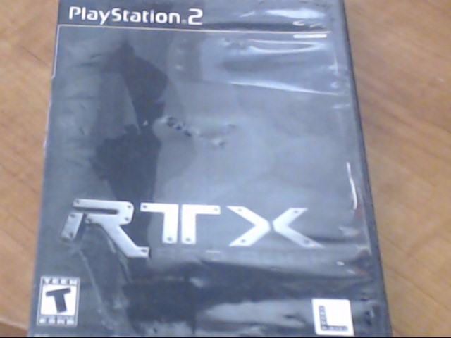 SONY Sony PlayStation 2 RTX RED ROCK