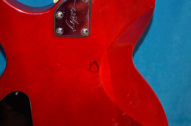 WASHBURN Electric Guitar LYON LI15