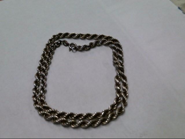 Silver Chain 925 Silver 10.2g