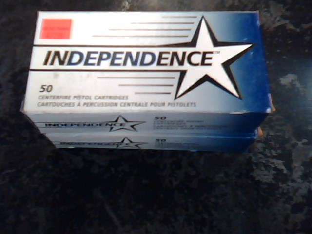 INDEPENDENCE AMMO Ammunition 5250