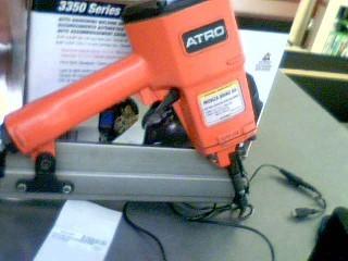ATRO CONSTRUCTION AIR TOOLS Nailer/Stapler MONZA BRAD 64 FINISH 15 16