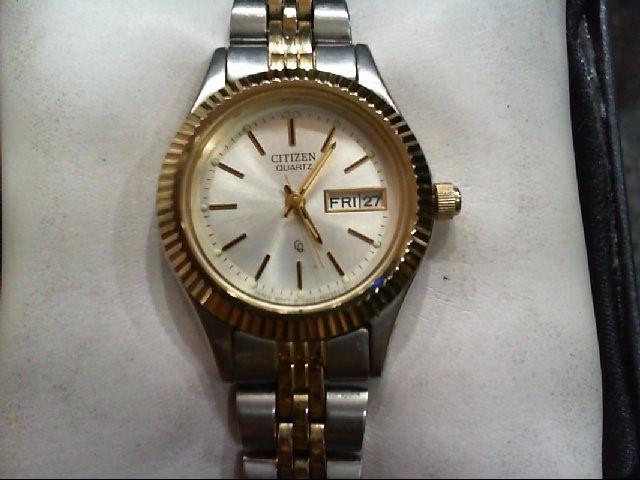 CITIZEN Lady's Wristwatch 1002-R15119