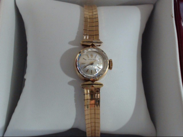 ROLEX Lady's Wristwatch ORCHID