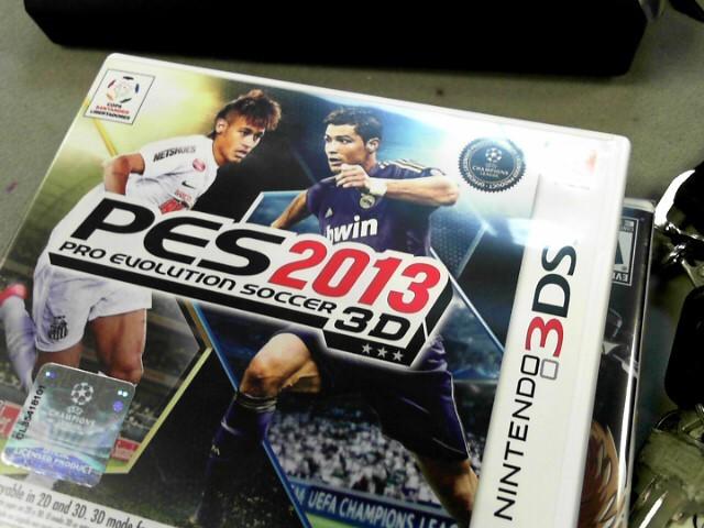 NINTENDO Nintendo 3DS PES2013