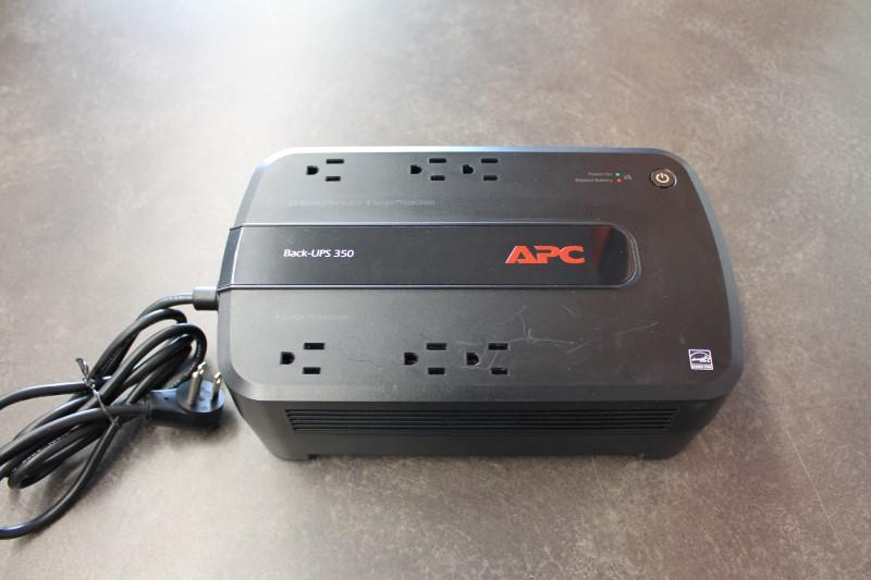 APC Computer Accessories BACK-UPS ES 350