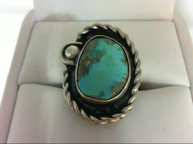 Lady's Silver Ring 925 Silver 6.4g
