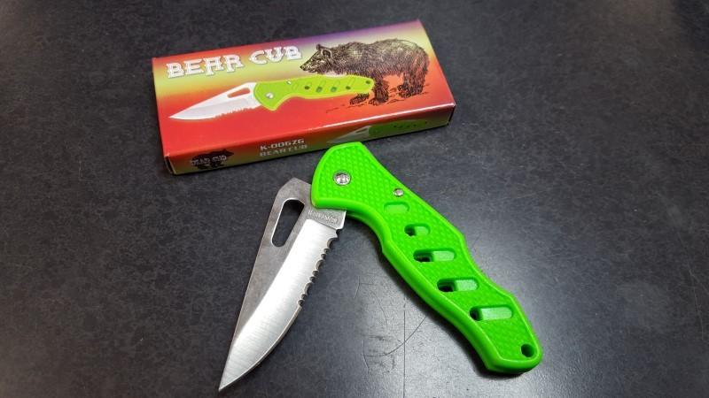 FROST CUTLERY Pocket Knife BEAR CUB