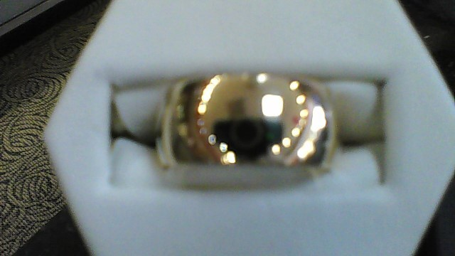 Lady's Gold Wedding Band sz 6 14K Yellow Gold 6.5g
