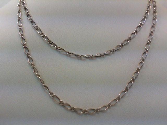 "24"" Silver Chain 925 Silver 6.5g"