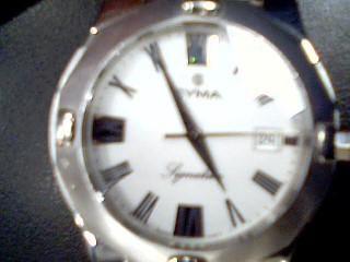 CYMA Gent's Wristwatch SIGNATURE