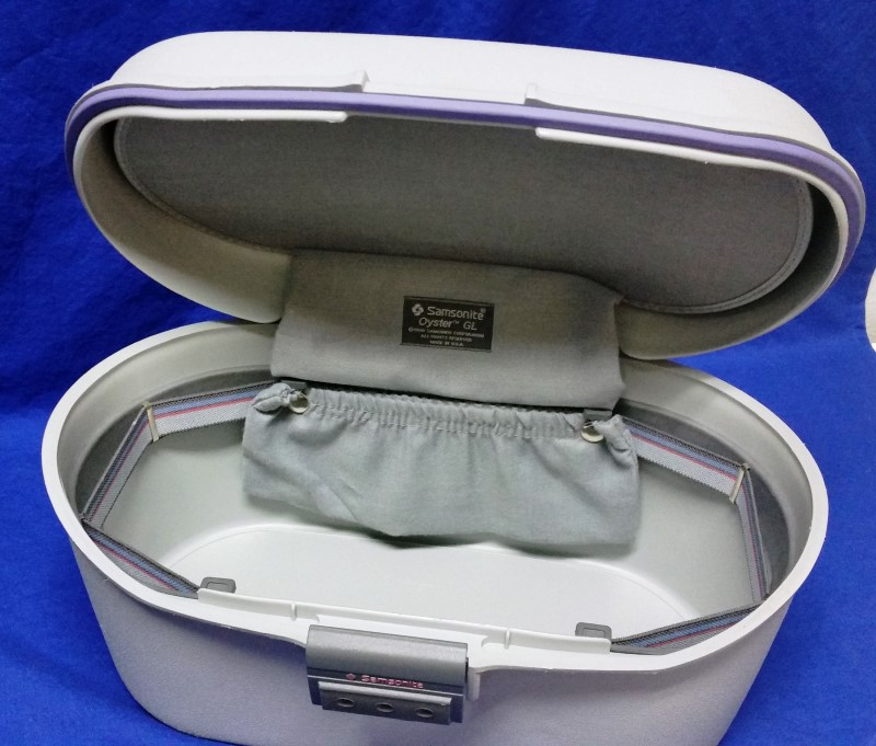 SAMSONITE OYSTER GL CARRY CASE