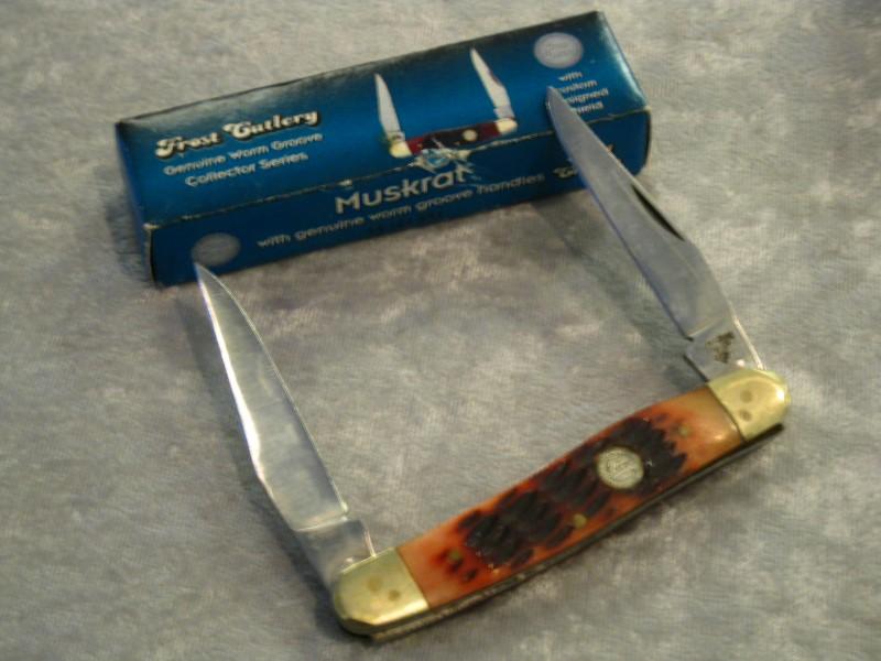 FROST MUSKRAT KNIFE 14-161SAJ