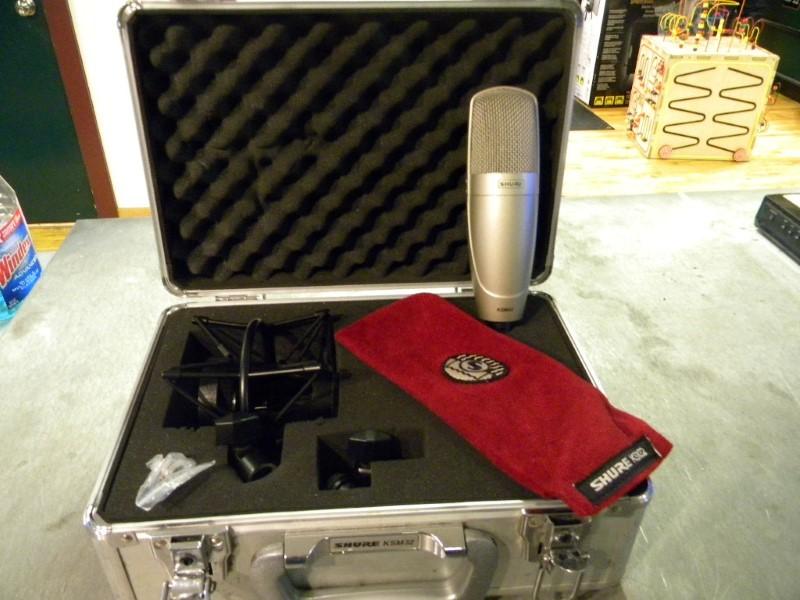 SHURE Microphone KSM32