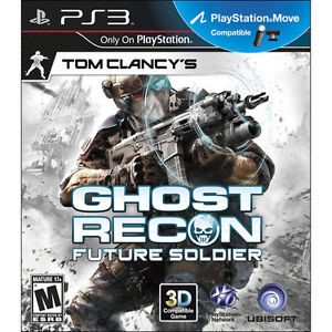 SONY Sony PlayStation 3 GHOST RECON FUTURE SOLDIER