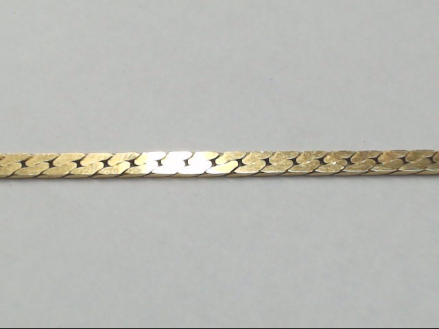 "20"" Gold Chain 14K Yellow Gold 11g"